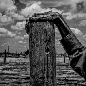 Matt Black - Allensworth, CA. The population is 471 and 54% live below the poverty level.